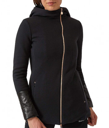 Куртка с капюшоном Emporio Armani 6ZTM10 TJH8Z черная