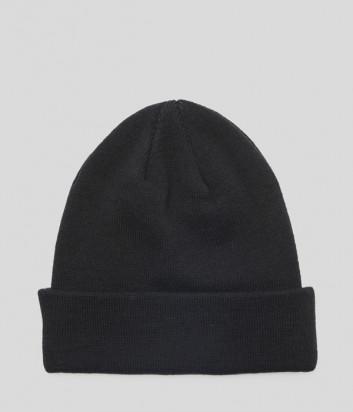 Шапка Karl Lagerfeld Ikonik 96KW3404 черная