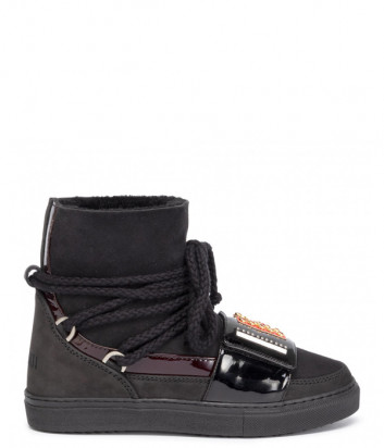 Ботинки Inuikii 70102 черные
