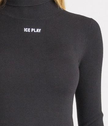 Гольф ICE PLAY A0029012 с логотипом черный