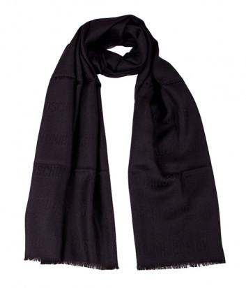 Мужской шарф Moschino 50115 черный