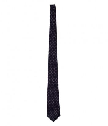 Галстук Moschino 55001 синий