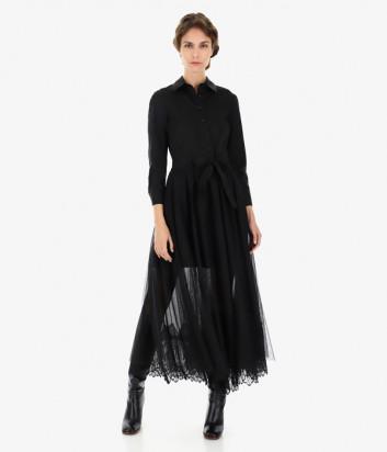 Платье Imperial A9RYYDE черное