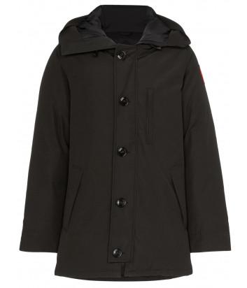 Мужская куртка-пуховик Canada Goose Chateau черная