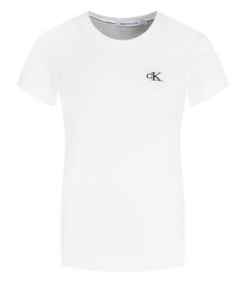 Футболка Calvin Klein Jeans J20J212883 белая