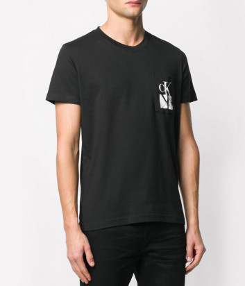 Футболка Calvin Klein Jeans J30J314105 черная