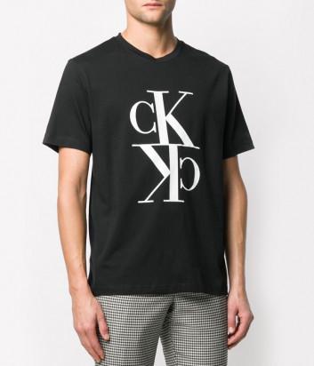 Футболка Calvin Klein Jeans J30J314106 черная