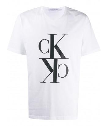 Футболка Calvin Klein Jeans J30J314106 белая