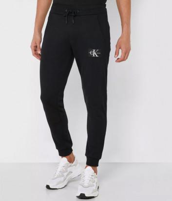 Штаны джоггеры Calvin Klein Jeans J30J314066 черные
