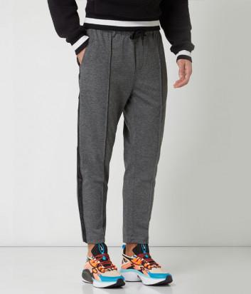 Штаны джоггеры Calvin Klein Jeans J30J314205 серые