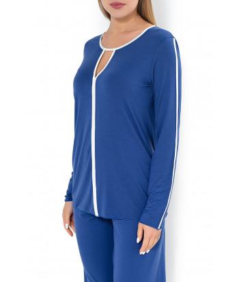 Пижама Luna di Seta L6J7537 синяя