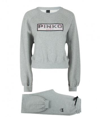 Трикотажный костюм PINKO 1G14X серый