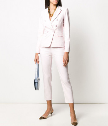 Брючный костюм PINKO 1G14T розовый