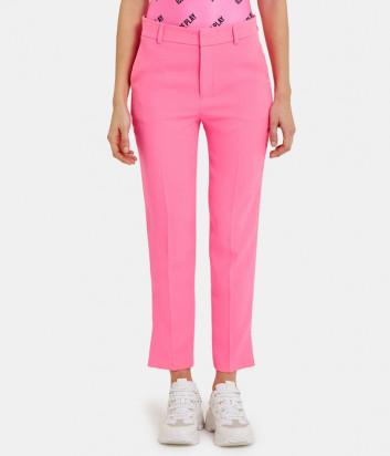 Укороченные брюки ICE PLAY B041P520 розовые