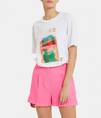 Шорты ICE PLAY D021P520 розовые