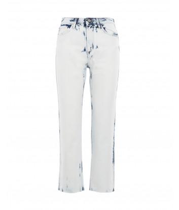 Укороченные джинсы ICE PLAY 2RC160256 сине-голубые