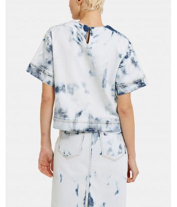 Джинсовая блуза ICE PLAY G10160266 сине-голубая