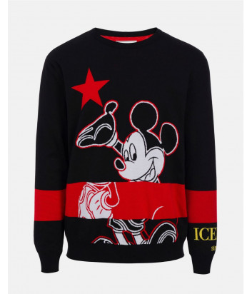 Джемпер ICEBERG A0307633 Mickey Mouse черный