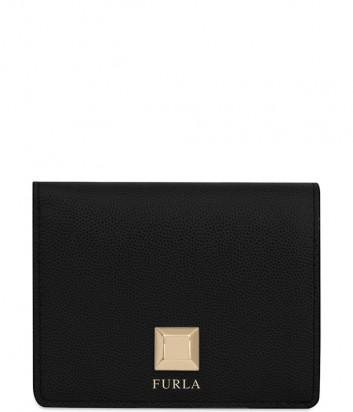 Компактный кошелек Furla Mimi 1014246 черный