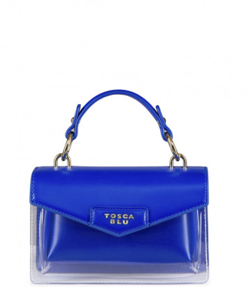 Сумочка через плечо TOSCA BLU Fiodaliso TS2040B62 синяя