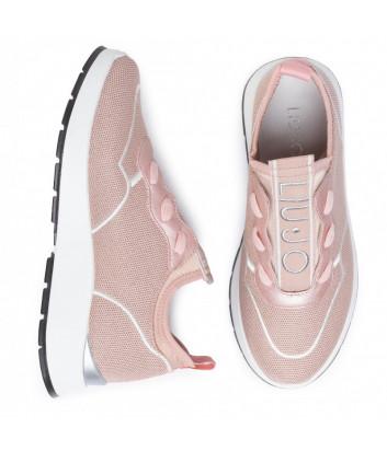 Кроссовки LIU JO BA0029 розовые