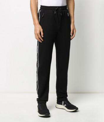 Спортивные брюки KARL LAGERFELD Ikonik 705030 черные