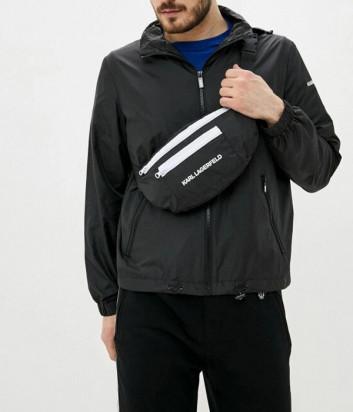 Ветровка KARL LAGERFELD 505004 в комплекте с сумкой