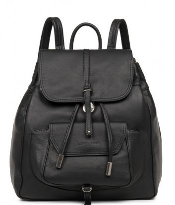 Кожаный рюкзак LANCASTER SOFT VINTAGE 5764 черный