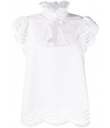 Блуза P.A.R.O.S.H. COJOUR D311230 белая