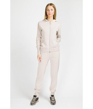 Трикотажные брюки D.EXTERIOR 47273 бежевые