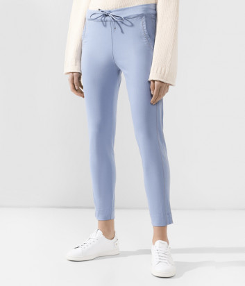 Укороченные брюки D.EXTERIOR 48913 голубые