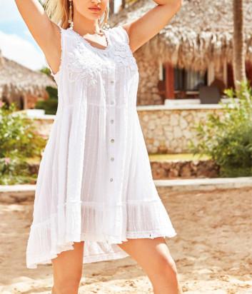 Платье ICONIQUE IC20-006 белое