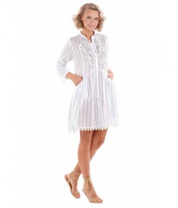 Платье ICONIQUE IC20-089 белое