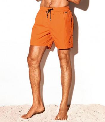 Шорты DAVID DM20-001 оранжевые