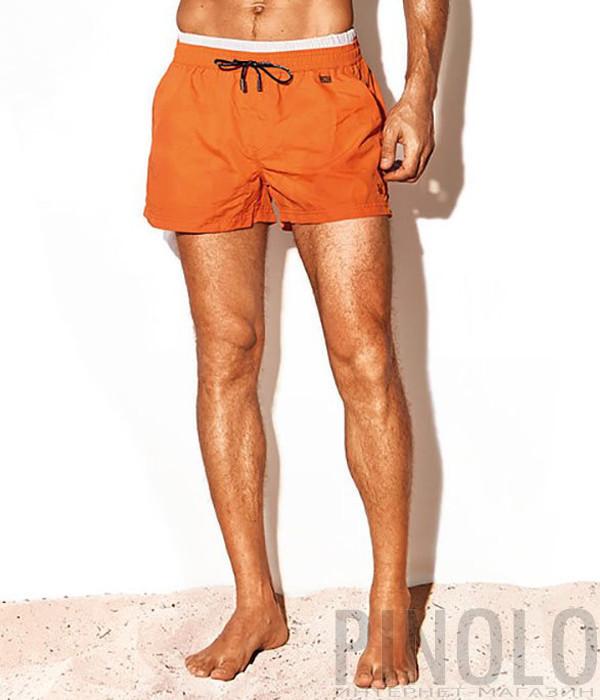 Шорты DAVID DM20-002 оранжевые