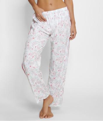 Пижамные брюки LINGADORE 5025LP с цветочным принтом