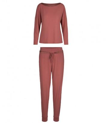 Женская пижама LINGADORE 4418 терракотовая