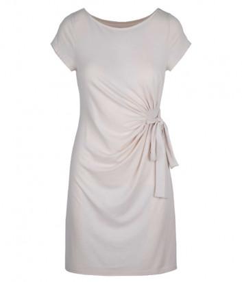 Платье LINGADORE 4304 декорировано собранной тканью в виде бантика с одной стороны розовое