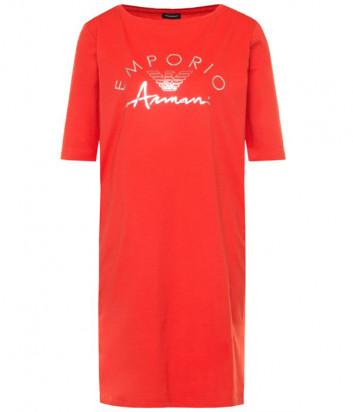 Платье EMPORIO ARMANI 164333 0P291 красное