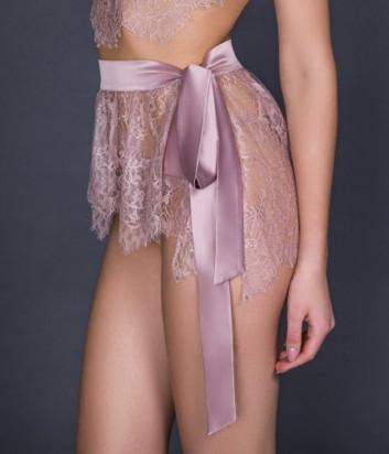 Кружевная юбочка GRACIJA RIM Camelia 10104 сиреневая