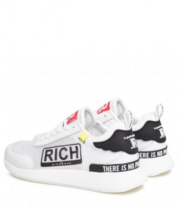 Мужские кроссовки JOHN RICHMOND 1320 белые