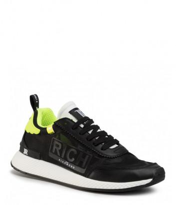 Мужские кроссовки JOHN RICHMOND 1320 черные