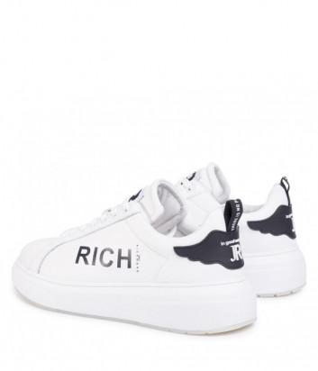 Мужские кеды JOHN RICHMOND 1330 белые