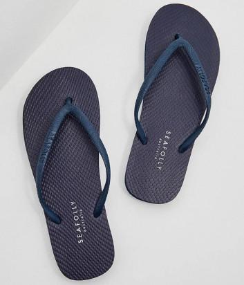 Вьетнамки SEAFOLLY 71437-FW синие