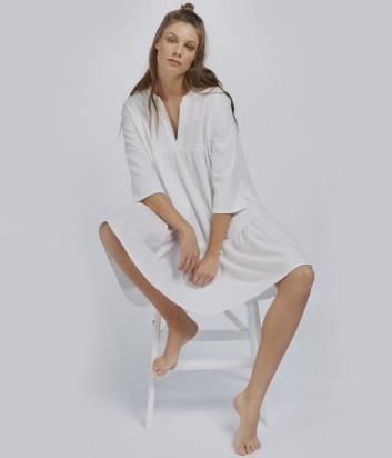 Платье GISELA 32084 белое