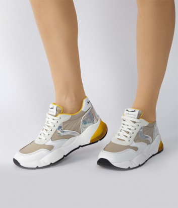 Женские кроссовки VOILE BLANCHE 2014988 комбинированные