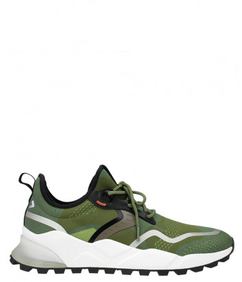 Мужские кроссовки VOILE BLANCHE 2015033 зеленые