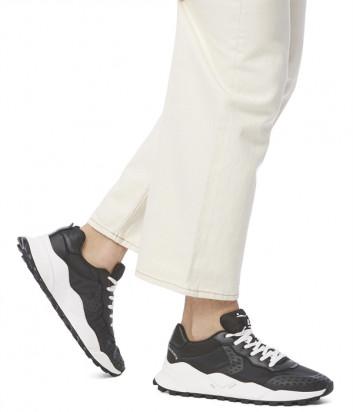 Мужские кроссовки VOILE BLANCHE 2015065 черные