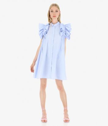 Платье IMPERIAL AA5TZ23 голубое