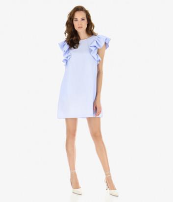 Платье IMPERIAL AA7HZ12 голубое